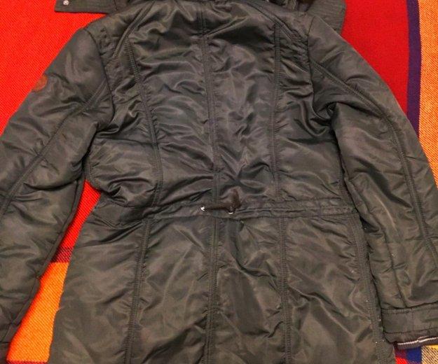 Зимняя куртка s.oliver. Фото 2. Москва.