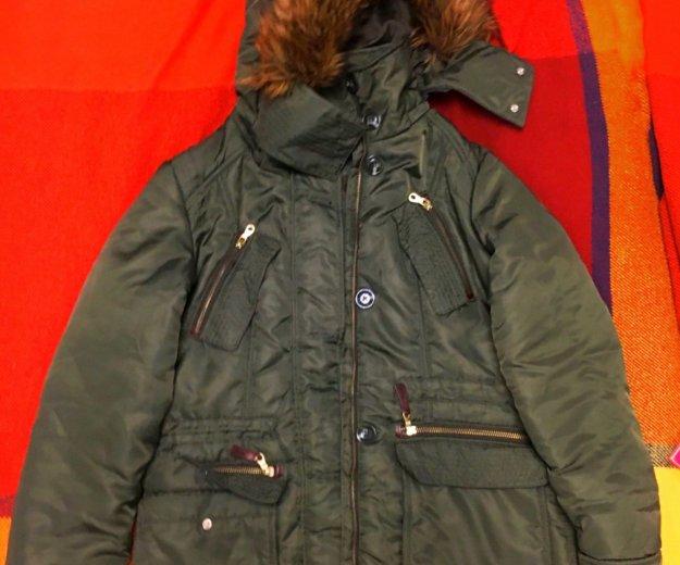 Зимняя куртка s.oliver. Фото 1. Москва.