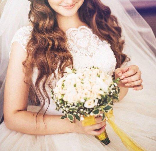 Свадебное платье. Фото 3. Нальчик.