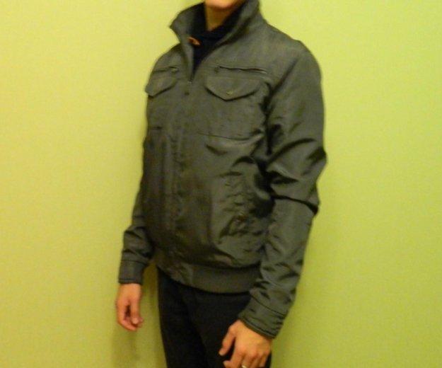 Куртка ветровка мужская. Фото 1.