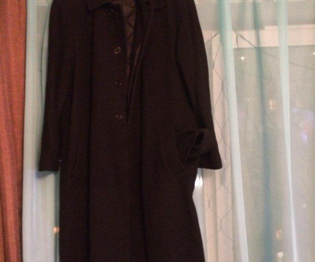 Пальто мужское, длинное, с утеплённой подстежкой. Фото 2. Санкт-Петербург.
