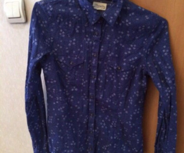 Рубашка женская wrangler. Фото 1. Москва.