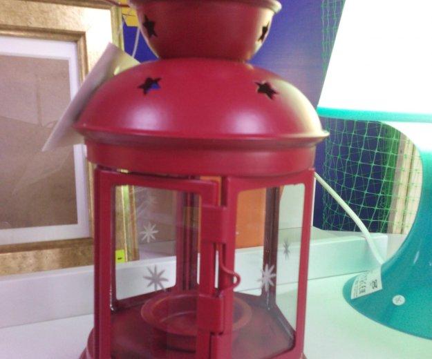 Фонарь для греющей свечи икеа новый. Фото 1. Челябинск.