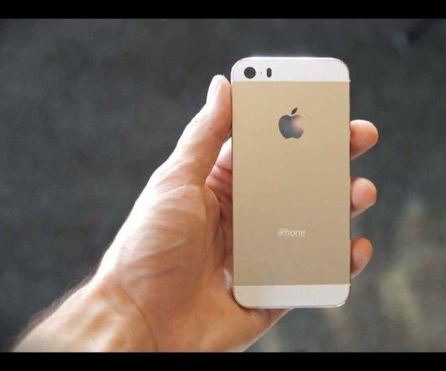 Iphone 5s 16 gb gold. Фото 2.
