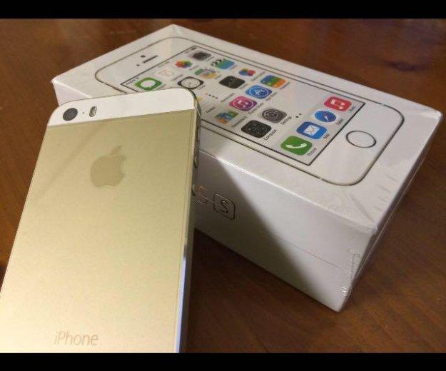 Iphone 5s 16 gb gold. Фото 3.