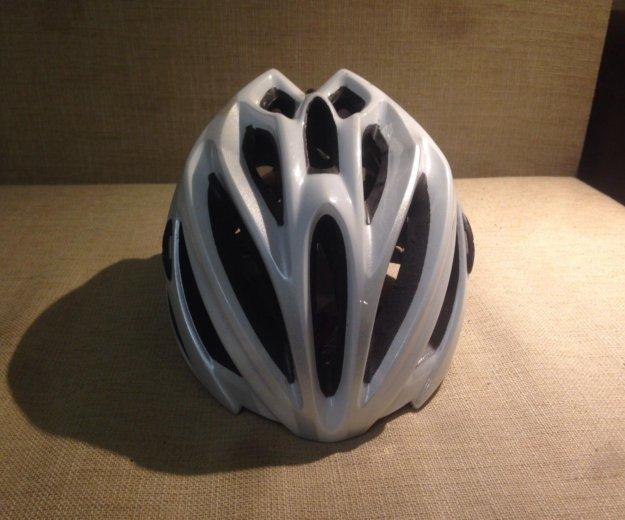Велосипедный шлем met. Фото 1. Москва.