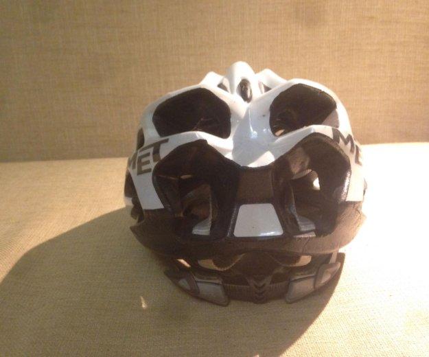 Велосипедный шлем met. Фото 3. Москва.