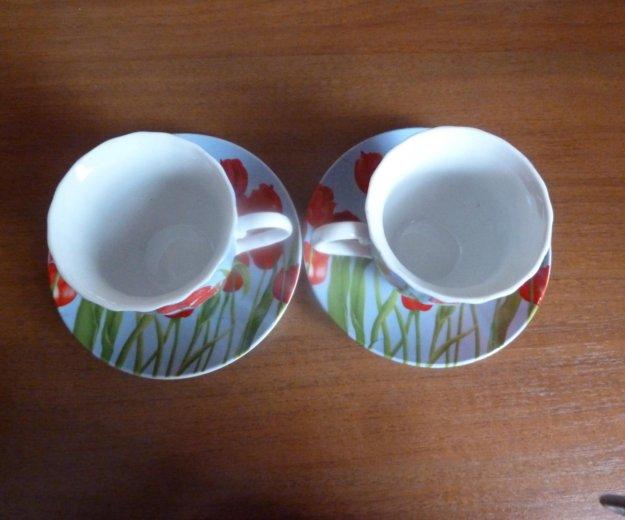 Набор чайный 4 предмета. Фото 3. Муром.