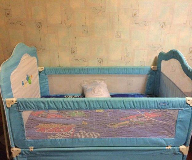 Детская кроватка. Фото 1. Дзержинск.