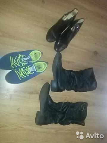 Обувь 36 размер. Фото 1. Москва.