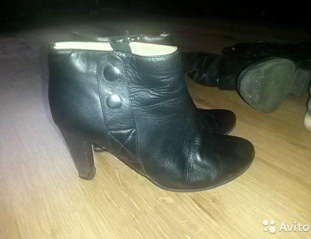 Обувь 36 размер. Фото 2. Москва.