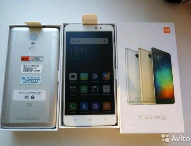 Xiaomi redmi note 3 pro white. Фото 1. Тамбов.