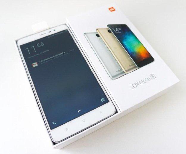 Xiaomi redmi note 3 pro white. Фото 2. Тамбов.