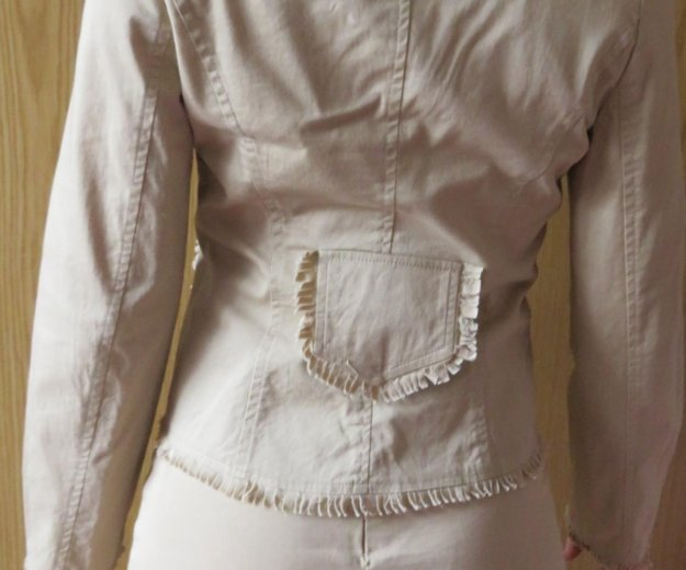 Костюм - пиджак и юбка. Фото 2. Муром.