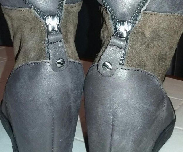 Ботинки thomas munz. Фото 1. Москва.