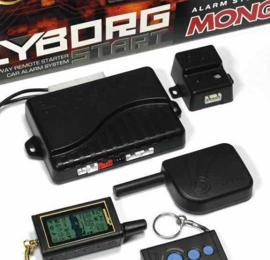 Mongoose cyborg. Фото 1. Электросталь.