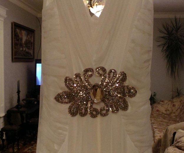 Платье вечернее. Фото 1. Леваши.