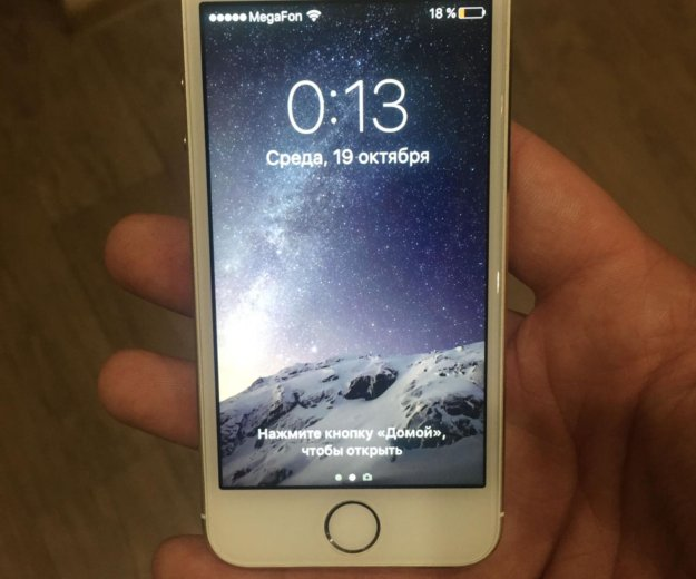 Айфон 5s. Фото 1.
