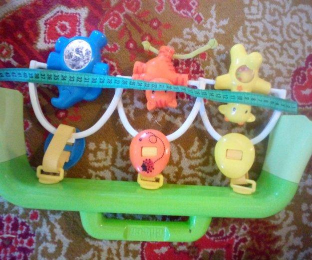 Игрушки на столик,коляску, итд. Фото 1. Ростов-на-Дону.