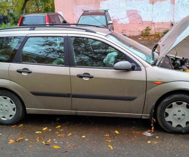Форд фокус универсал. Фото 4. Москва.
