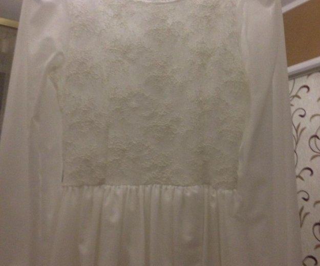 Платье свадебное золотой песок. Фото 2. Наро-Фоминск.