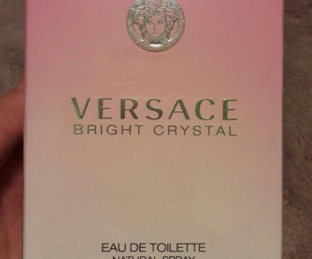 Versace bright crystal 30 мл новые. Фото 1. Санкт-Петербург.
