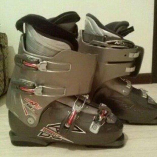 Лыжные ботинки. Фото 1. Самара.