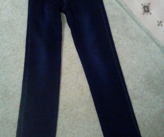 Теплые джинсы. Фото 1. Оренбург.