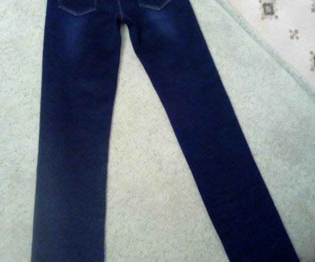 Теплые джинсы. Фото 2. Оренбург.
