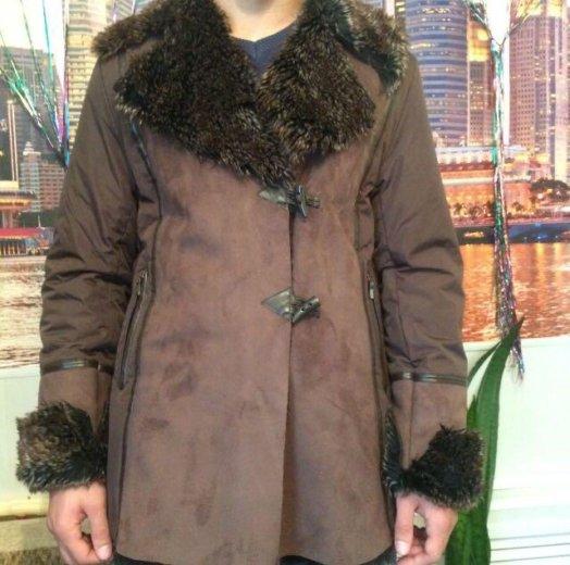 Куртка-дублёнка. Фото 2. Дзержинск.