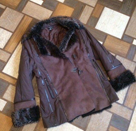 Куртка-дублёнка. Фото 1. Дзержинск.