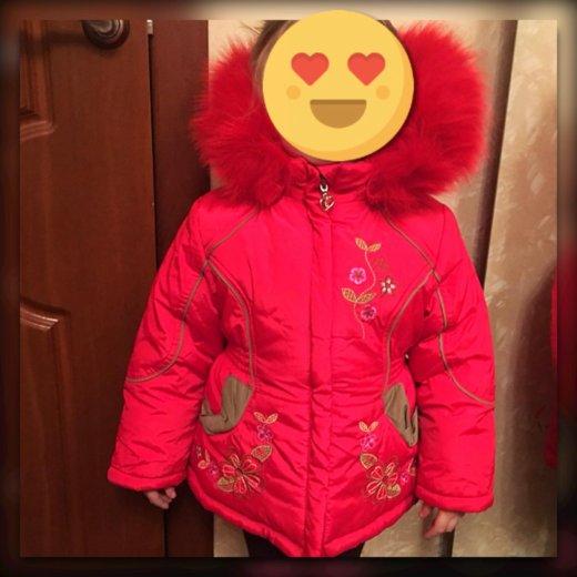 Куртка для девочки новая 📍. Фото 1. Москва.