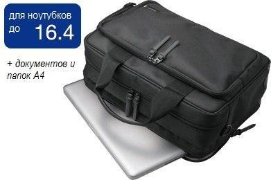 """Сумка для ноутбука 16,4"""" vario scena, elecom. Фото 4."""