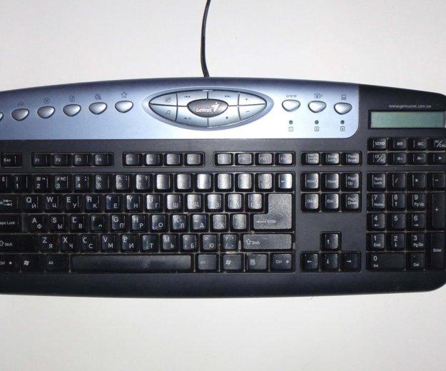 Клавиатура с калькулятором ps/2. Фото 3. Москва.