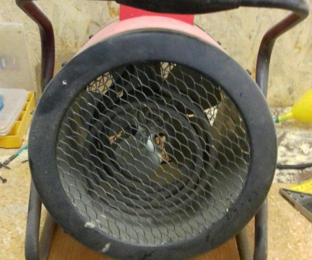 Тепловентилятор. Фото 4.