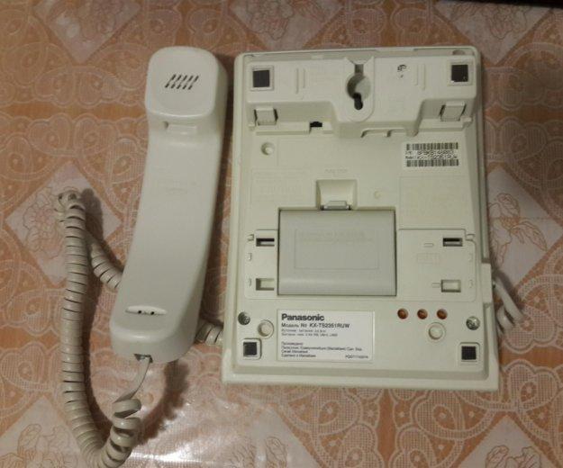 Телефон panasonic с жк-дисплеем и аон. Фото 2. Ростов-на-Дону.