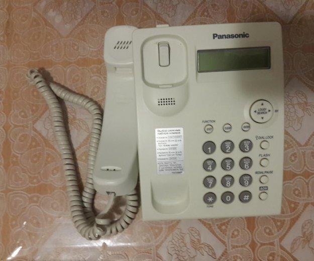 Телефон panasonic с жк-дисплеем и аон. Фото 3. Ростов-на-Дону.
