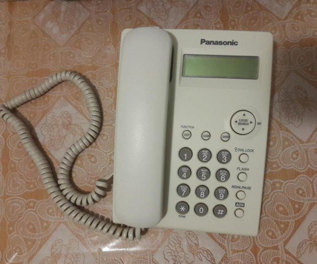 Телефон panasonic с жк-дисплеем и аон. Фото 4. Ростов-на-Дону.