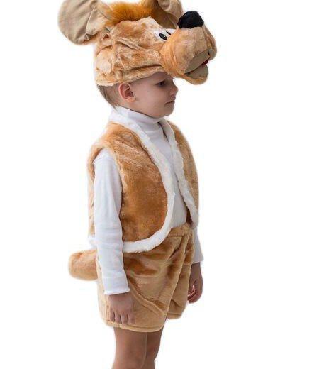 Карнавальный костюм пес атос. Фото 1. Балашиха.