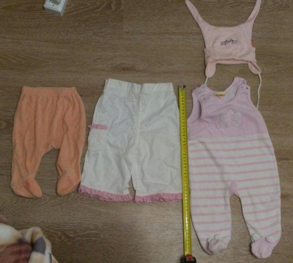 Вещи для девочки новорожденной(есть в профиле еще). Фото 1. Краснодар.