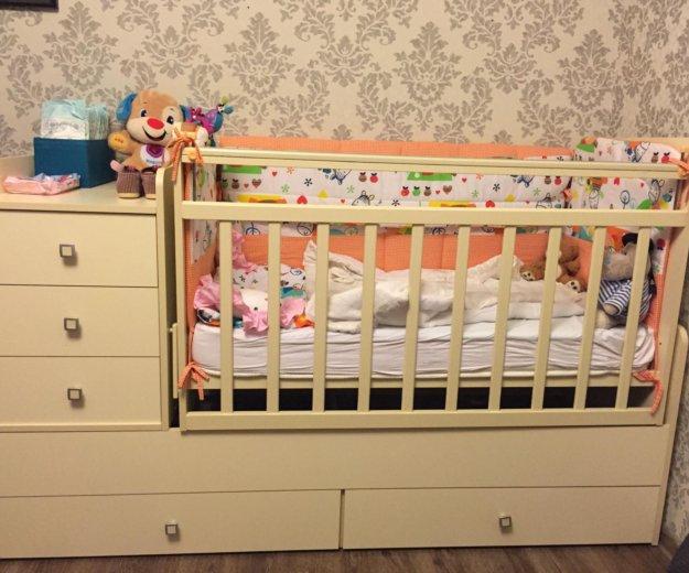 Кровать детская. Фото 1. Москва.