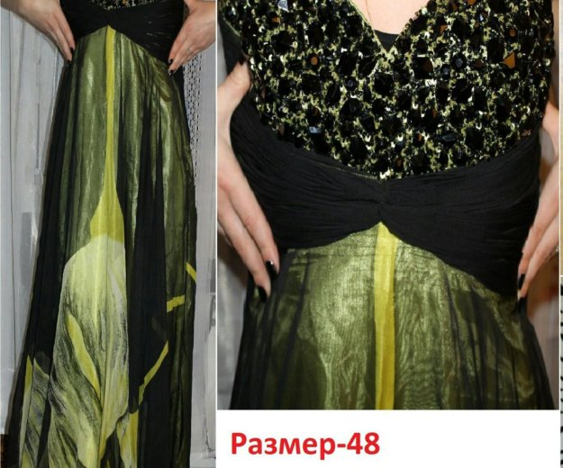 Вечернее платье из парижа. Фото 1. Химки.