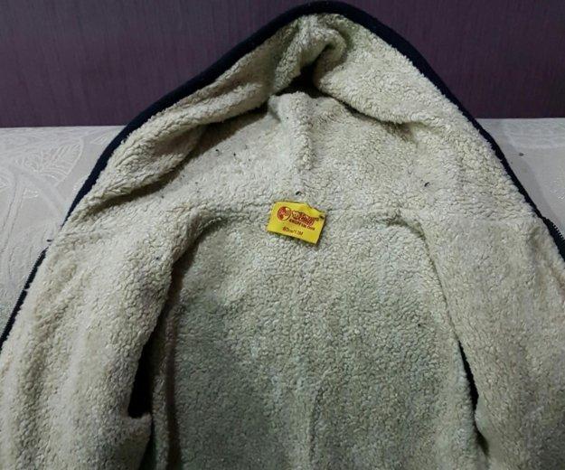 Очень теплая кофта,80 размер(12 месяцев). Фото 1. Жуковский.