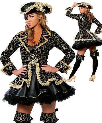 Маскарадный костюм пиратка. Фото 1. Москва.