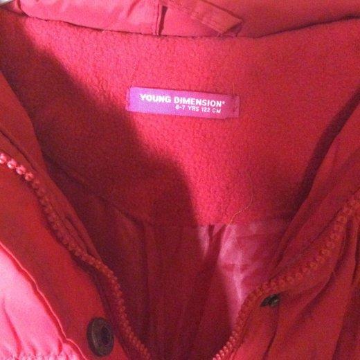 Испания!куртка новая для девочки , детская куртка. Фото 4. Москва.