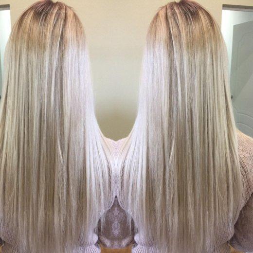 Экранирование волос. Фото 2. Краснодар.