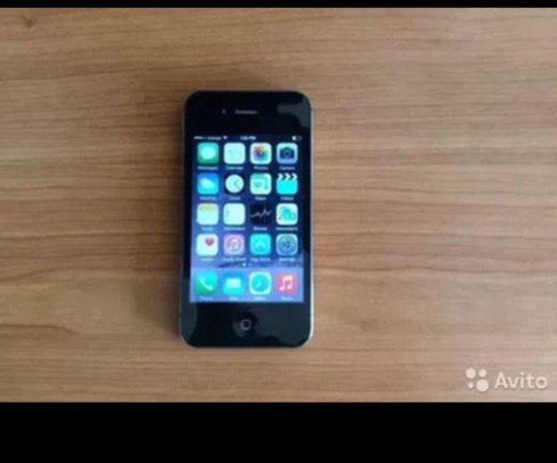 Айфон 4 на 8 гб. Фото 1. Бердск.