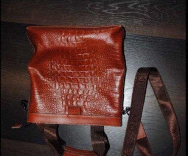 👜 mont blanc сумка мужская орингал. Фото 3. Троицк.