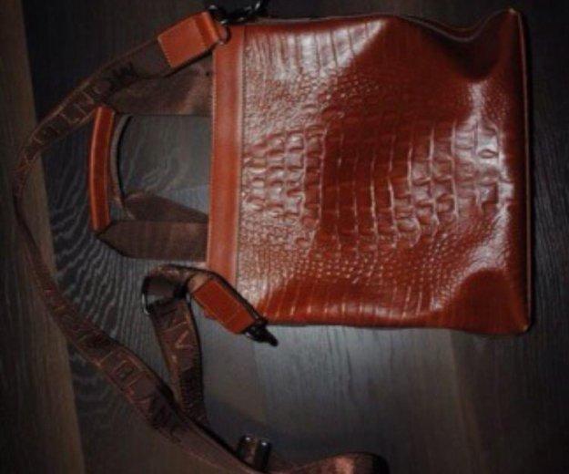 👜 mont blanc сумка мужская орингал. Фото 2. Троицк.
