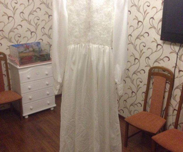 Платье свадебное золотой песок. Фото 4. Наро-Фоминск.